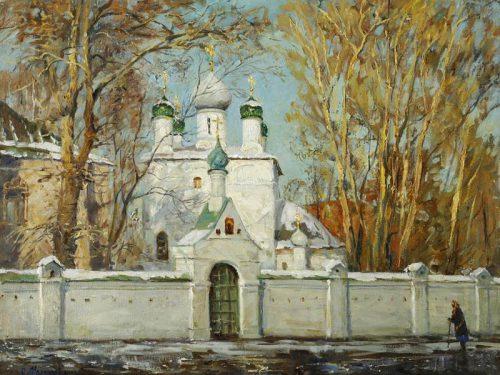 Художник Молчанов Олег Иванович