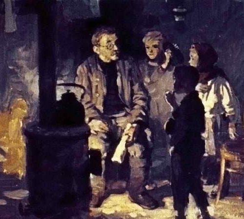 Ленин у ребят на ёлке (1960)