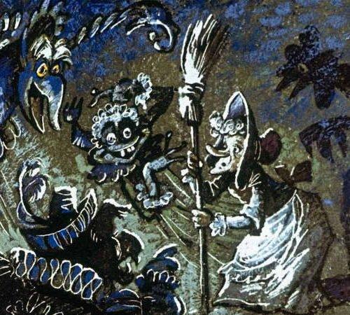 Маленькая Баба-Яга. Часть 2 (1977)