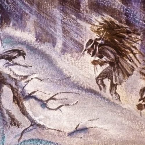 Мальчик-Звезда (по сказке О. Уайльда) часть 1 (1989)