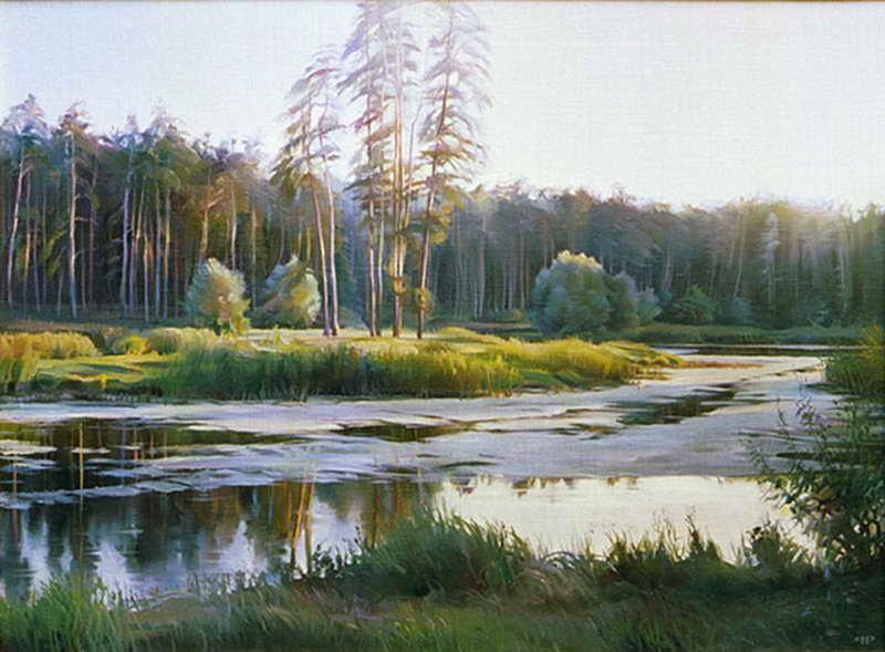 Художник Роман Романов. 89