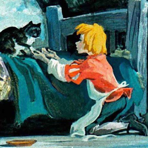 Дик Уитингтон и его кошка (1972)