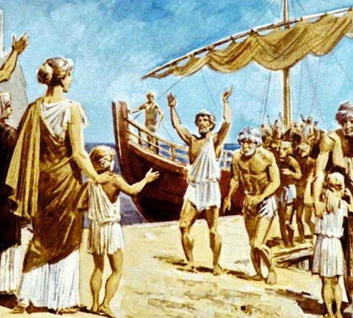 Древняя Греция (1991)
