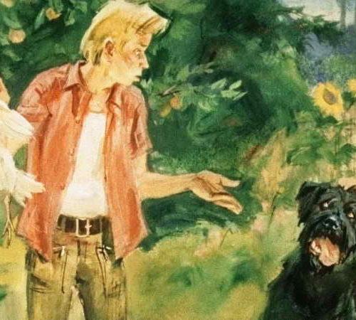 Картофельная собака (1976)