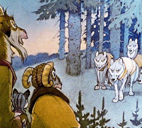 Кот - серый лоб, козел да баран (1989)
