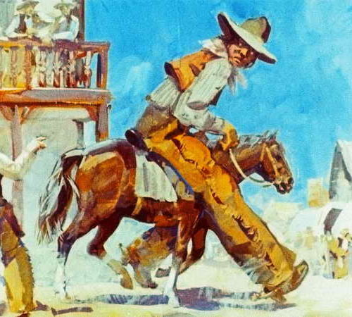 Ковбой Пекос Билл (1978)