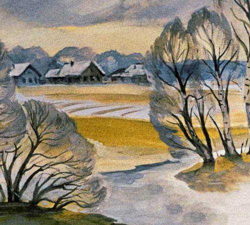 Куда зима ушла (1986)