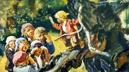 Мальчик с пальчик (1989)