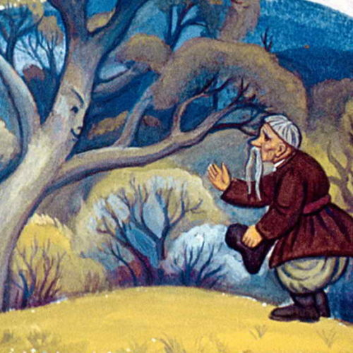 Казка про липку і зажерливу бабу (1988)