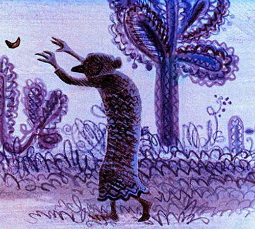 Клубочек шерсти (1977)