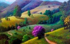 Jorge Maciel — художник из Бразилии