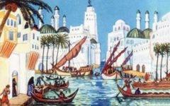 Али — мореплаватель (1988)  Часть 1