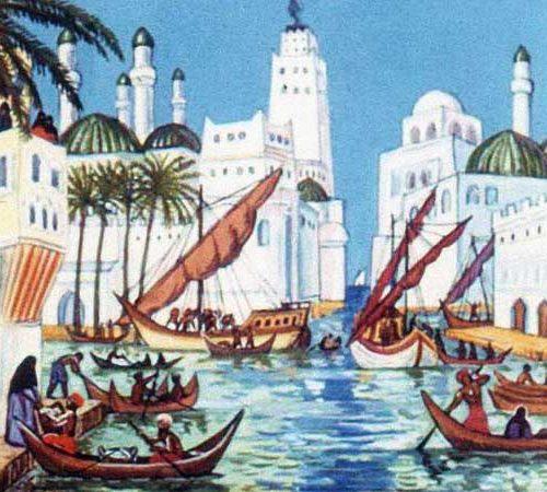 Али - мореплаватель (1988)  Часть 1