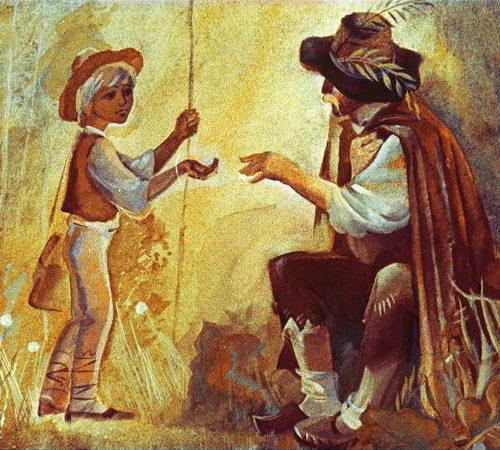 Гонза и скрипка (1981)