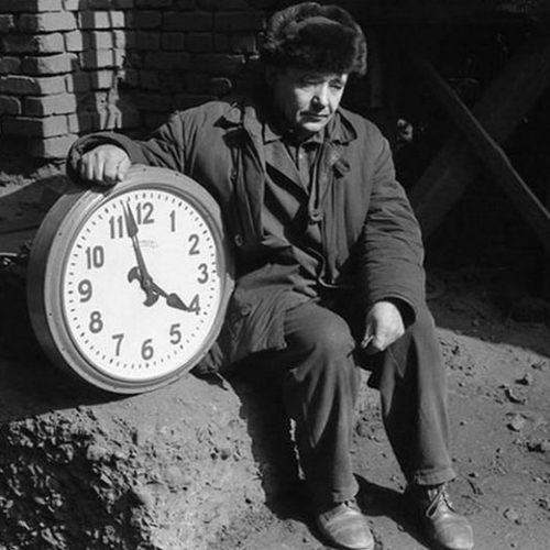 Советский фотограф Владимир Воробьев и его взгляд на жизнь в СССР.