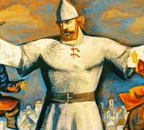 Былина об Илье Муромце (1967)