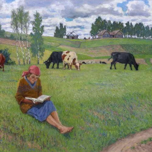 Богданов-Бельский Николай Петрович (1868-1945) Часть 2