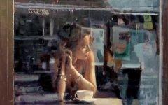 Британский художник. Douglas Gray