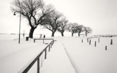 Шведский фотограф Хокан Странд (Håkan Strand) Зимние пейзажи