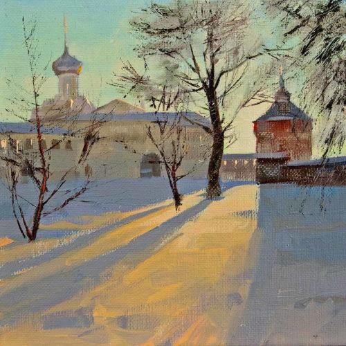 Художник Юрий Ломков. Живопись