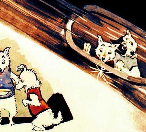 Белка и Стрелка (1961)