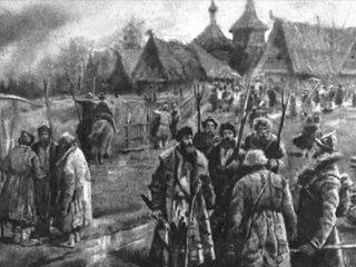 Крестьянская война в русском государстве (1956)