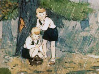Димка, Ромка и колдун (1961)