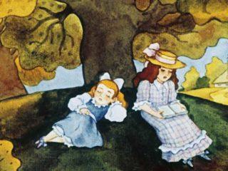 Как Алиса побывала в стране чудес (1986)
