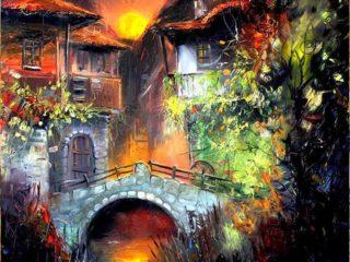 Болгарский художник Павел Митков