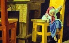 Материалы для работы в детском саду. по сказке Л.Н. Толстого 'Три медведя' (1982)