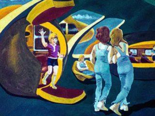 Прогулка в город будущего (1976)