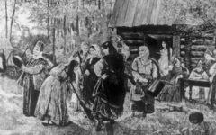 Быт русского крестьянства в XIX веке