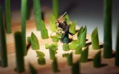 Очаровательный мир в миниатюре от Tatsuya Tanaka