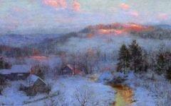 Walter Launt Palmer (American, 1854-1932)