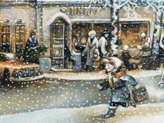 Дед мороз пригласил всех
