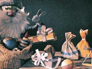 Как дед Мороз бороду искал (1968)
