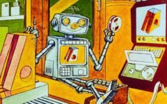 Здравствуй, робот