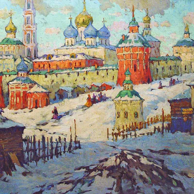 Горбатов Константин Иванович (1876-1945)