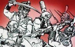 Из истории рукопашных боев