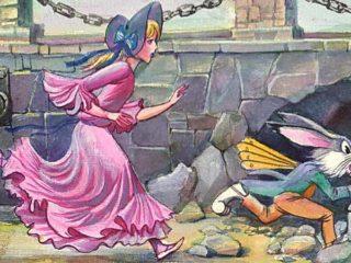 Приключения Алисы в Стране Чудес. Часть 1