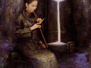 Художник Чжао Чун (ZHAO CHUN)