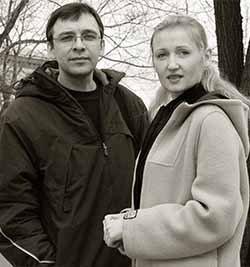 Евгений и Оксана Осиповы