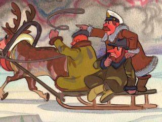 Приключения капитана Врунгеля. Часть 3