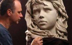 Филипп Фараут (Philippe Faraut) Скульптуры из глины