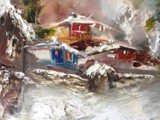 Болгарский художник Георги Петров (Georgi Petrov)