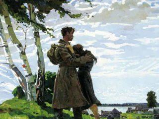 Великая Отечественная война в живописи. Часть 2