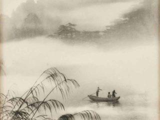 Мастер фотографии Лонг Чинсан (郎靜山)