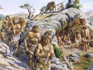 Неандертальцы как они жили и почему исчезли
