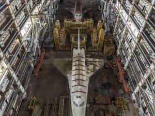 Буран. Космический корабль, который был заброшен