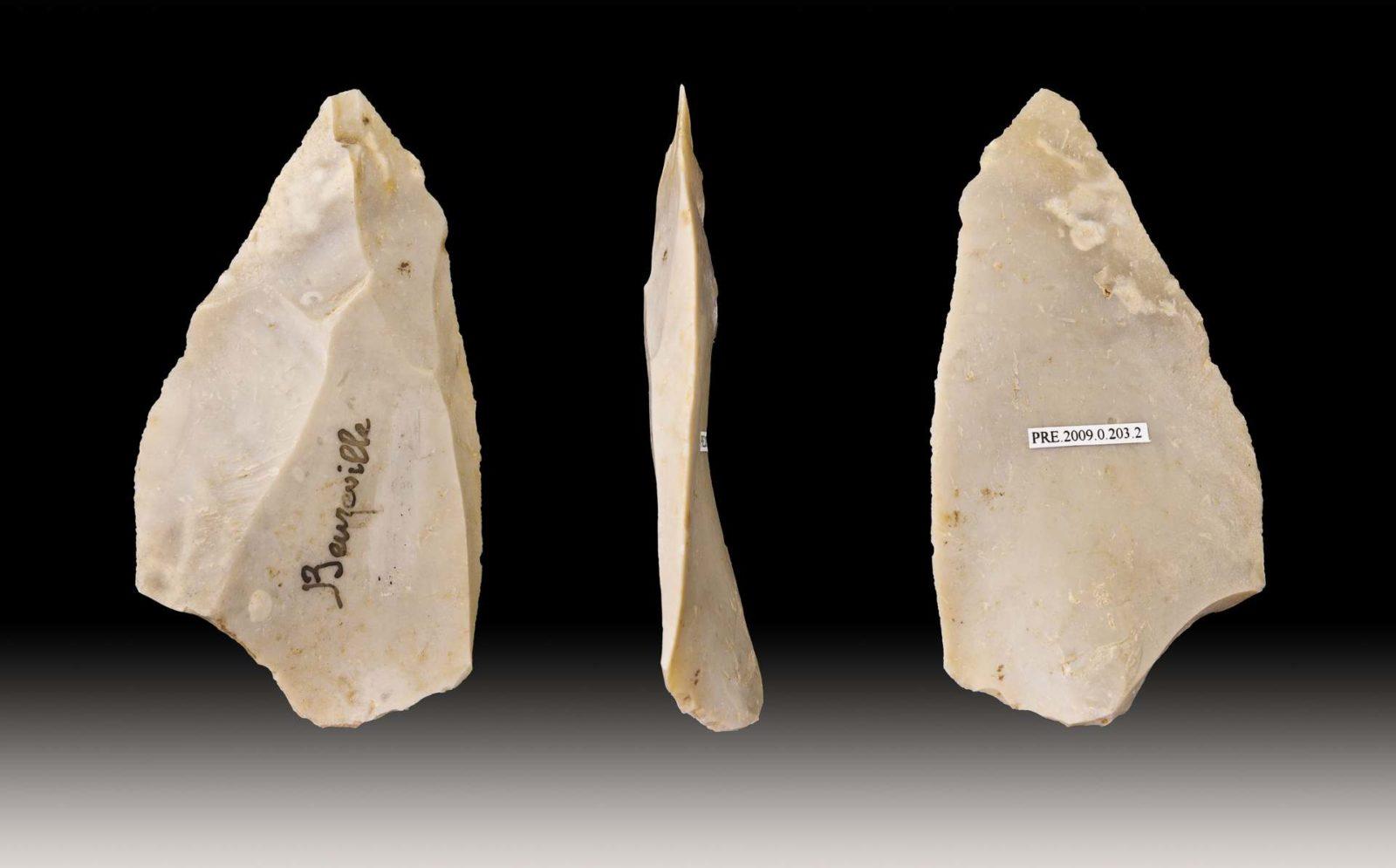 Орудия мустьерской археологической культуры